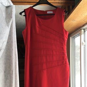 Beautiful Professional Red Dress.